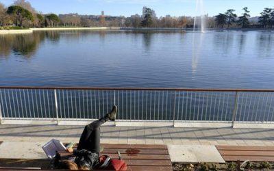 La Casa de Campo estrena su renovado lago
