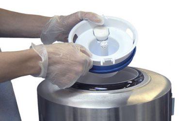 Las fuentes de agua y su higienización