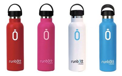 Runbott, una nueva manera de hidratarse