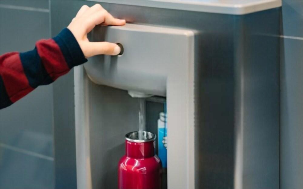 fuentes de agua en casa