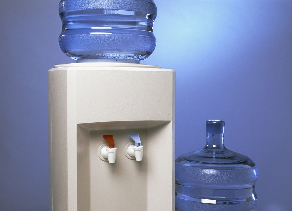 Distribución de garrafas para dispensadores de agua